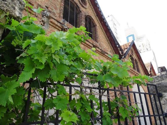 Rishon Le Zion Museum: l'ancienne usine des vins Carmel