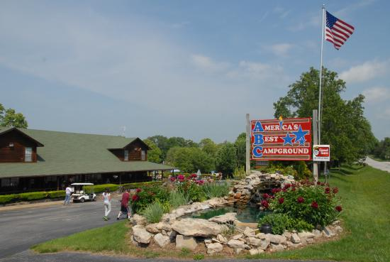 America's Best Campground - Branson