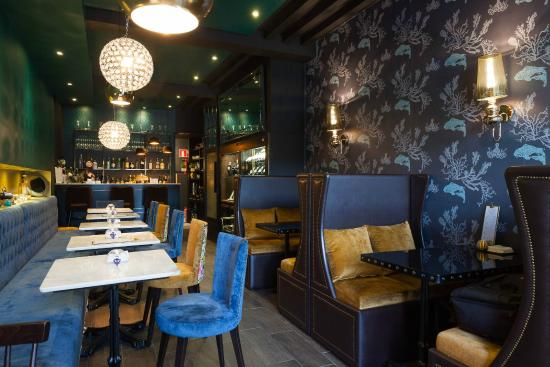 The Seafood Bar Urban