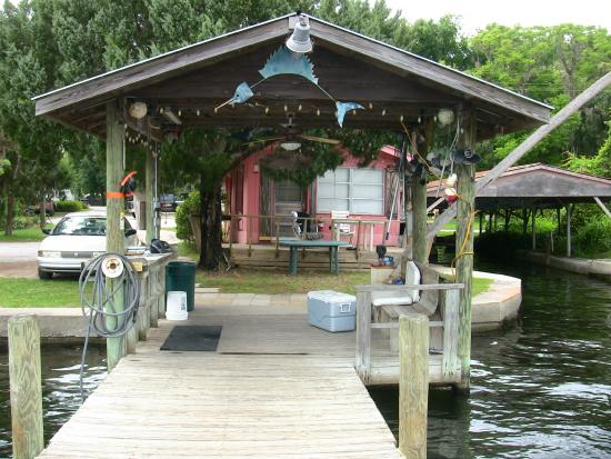 Homosassa River Retreat