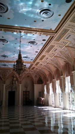 The Breakers: One of the ball rooms.