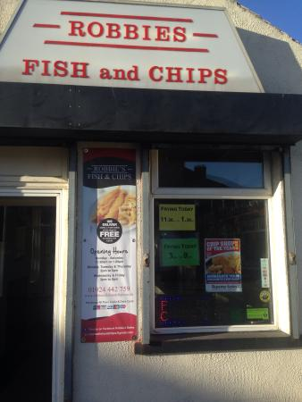 The 10 best restaurants near healey hotel batley for Best fish and chips near me