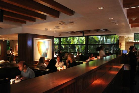 The Grill At Bal Harbour Picture Of Hillstone Restaurant