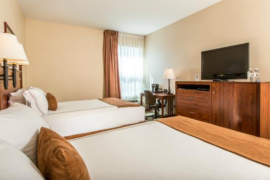 Boothill Inn & Suites : Relaxing comfort in our Comfy Queens