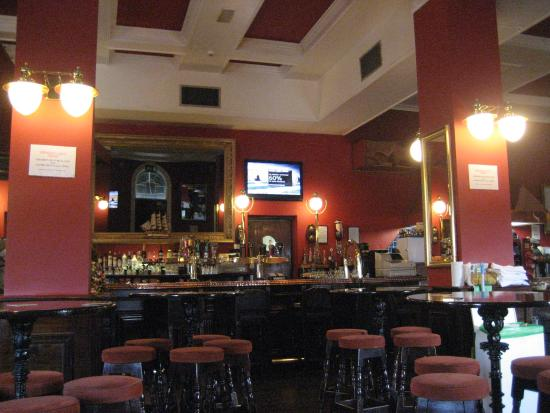 empty bar picture of the galway hooker dublin tripadvisor