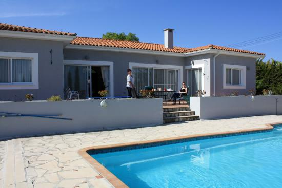 Stroumbi, Cypr: Villa Faros