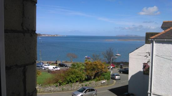 Eryl Mor Hotel : view from the room