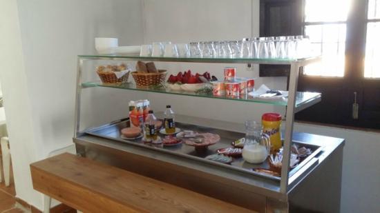 Territorio Activo: Albergue Rural Territorio Del Gato: Desayuno Buffet