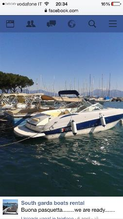 South Garda Boats Rental
