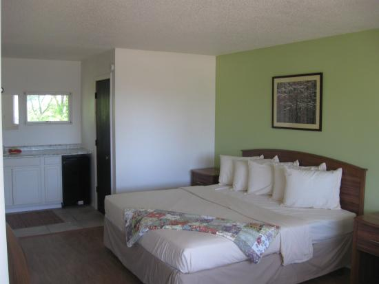 The Country Inn of Eureka Springs: New King Beds