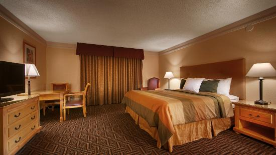 Best Western Phoenix Goodyear Inn : King Room