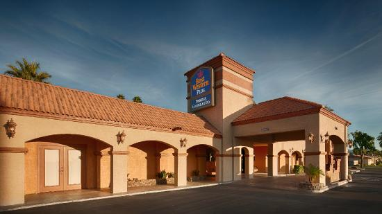BEST WESTERN Phoenix Goodyear Inn: Entrance