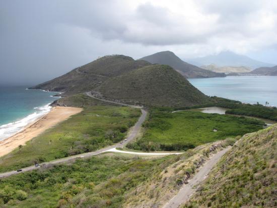 South Peninsula: View of Atlantic & Caribbean