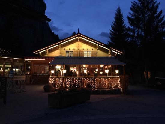 Restaurant Weidstübli: Swiss Restaurant Weidstuebli