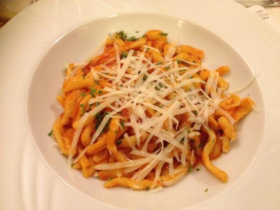 Il Cantuccio: Spicy pasta