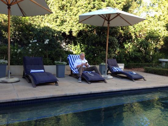 Middedorp Manor: pool