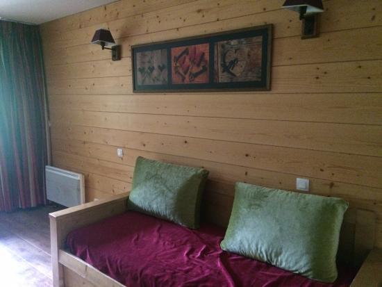 Residence Cybele : Salon