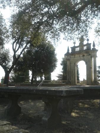 Hotel Signa : Parco della Porta di San Pietro