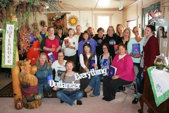 Sunshine Mountain Lodge: What an amazing group.