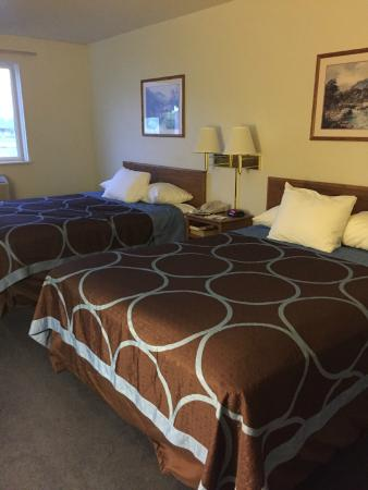 Super 8 by Wyndham Sparks/Reno Area: Double queen room