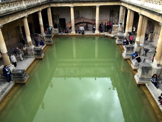 Roman Baths, Bath - Picture of SHO4 Travel Oxford Tours, Oxford ...