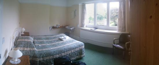 Alison Park Hotel: Room panoramic