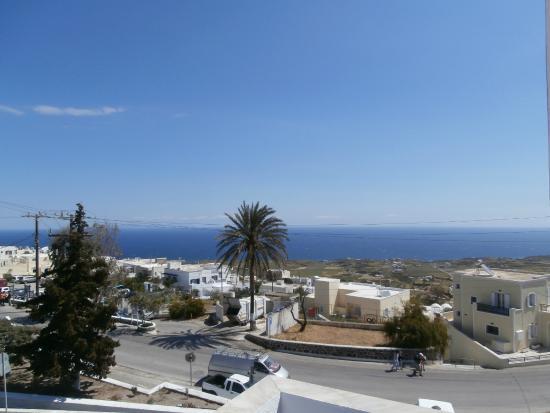 Villa Fotini: View from my balcony