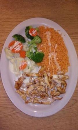 Don Jalapeno's : new arroz con pollo