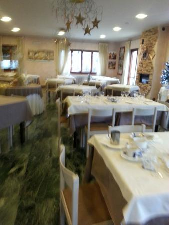 Hotel Marcellino: sala