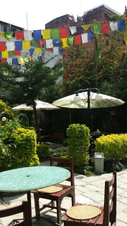 Hotel Florid Nepal : I loved the Hotel, the crew, the food and the address in Thamel.