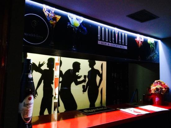 Arnedo, Spanyol: Café Boulevard