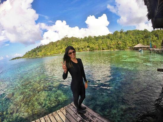 Do p er do hotel picture of papua explorers resort raja - Raja ampat explorers dive resort ...