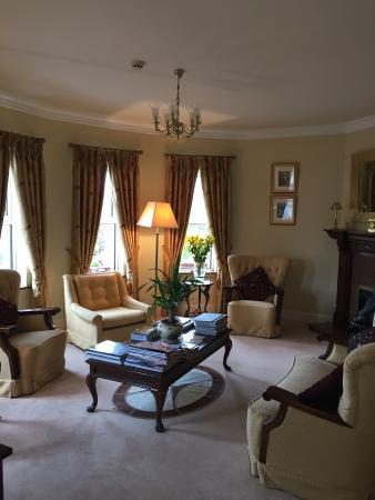 Brook Manor Lodge: Living Room