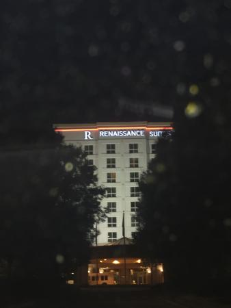 Renaissance Charlotte Suites Hotel : You have arrived