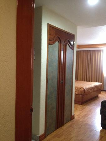 Hotel Faja de Oro : Habitación Sencilla