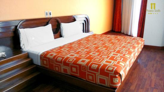 Hotel Plaza Solis: Habitación Sencilla