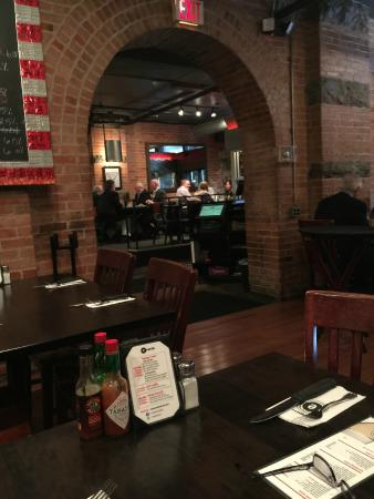 Empire Brewing Company: inside view 1