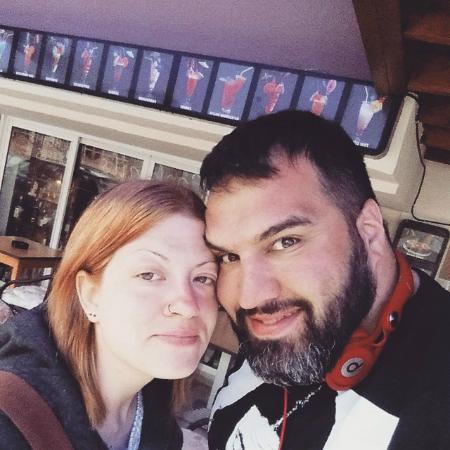 Amaryllis Hotel: sista bilden på sista dagen med ett leende på vårt ansikte
