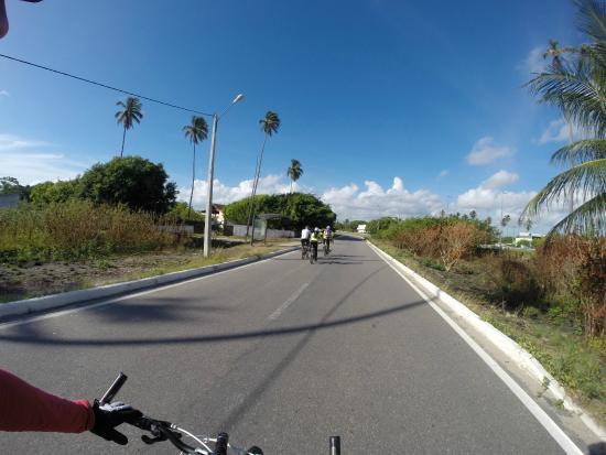 Ponte do Paiva: Pedal