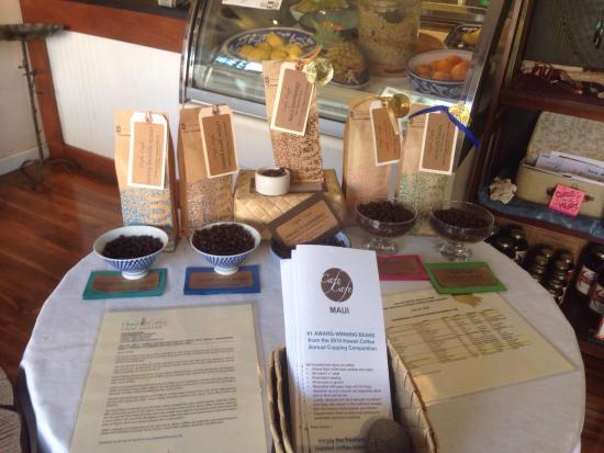 Cafe Cafe: Great Maui Coffee