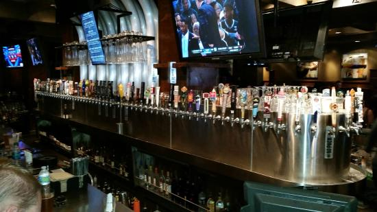 Bar At The Yard House