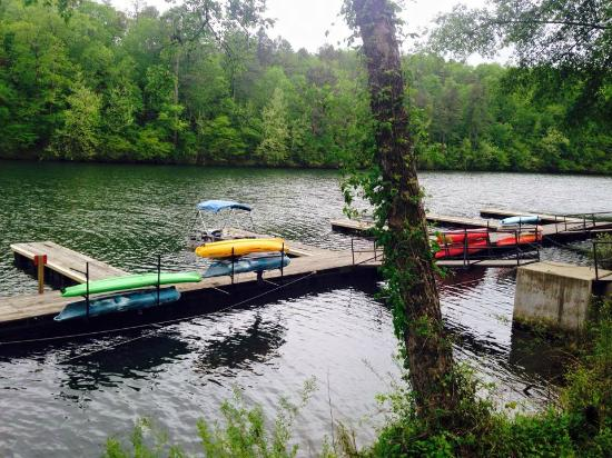 Catherine's Landing, an RVC Outdoor Destination: Rentals available PLUS boat dock