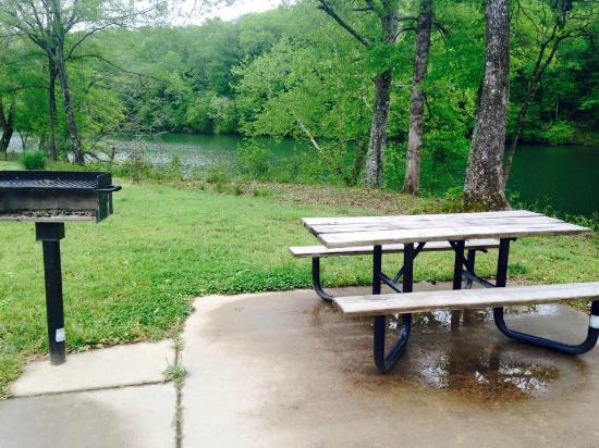 Catherine's Landing, an RVC Outdoor Destination: Lovely view of Lake Catherine