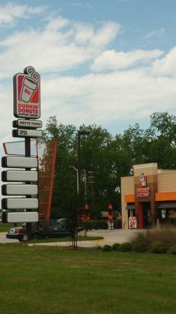 Dunkin' Donuts Louisiana