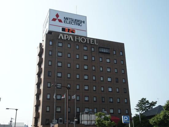 アパホテル 金沢片町