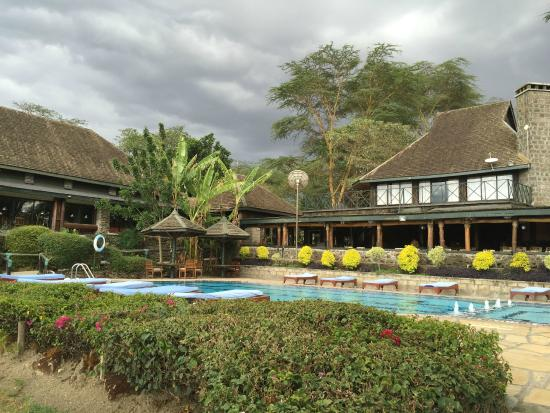 Lake Nakuro Lodge Fotograf A De Lake Nakuru Lodge Lake Nakuru National Park Tripadvisor