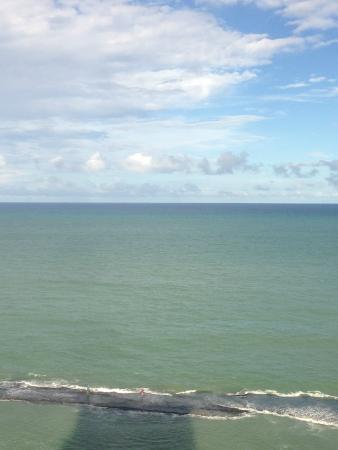 Grand Mercure Recife Boa Viagem: Vista do apartamento