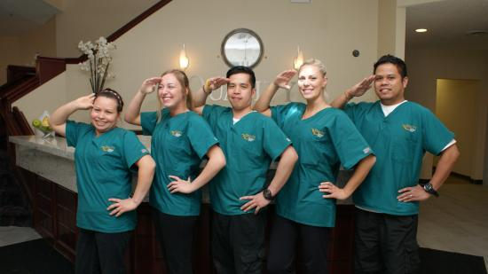 "Nisku, Canada: ""Our Exceptional Housekeeping Team"""