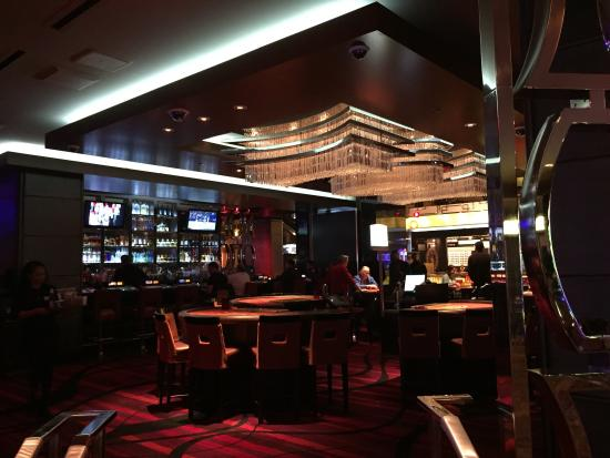 Rush Lounge at Golden Nugget