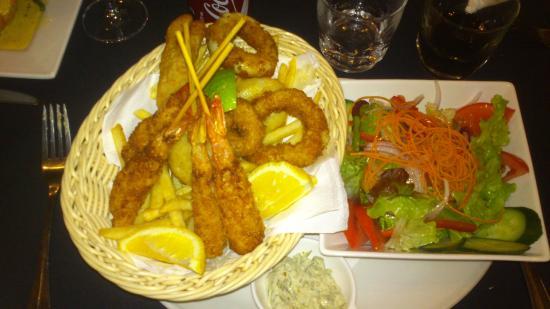 Neptunes Licensed Seafood Restaurant